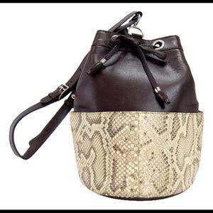 Celine Python Shoulderbag